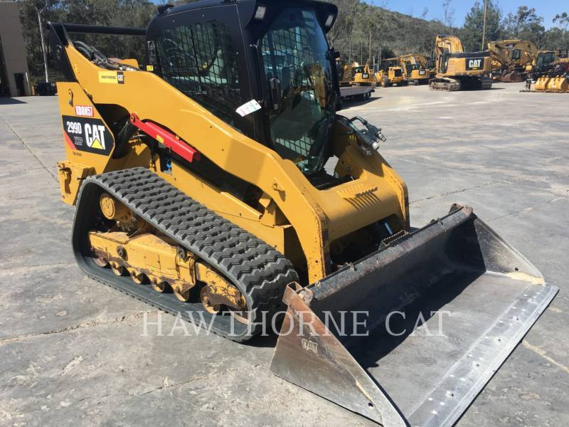 CATERPILLAR PALE CINGOLATE MULTI TERRAIN 299DXHP equipment  photo 4