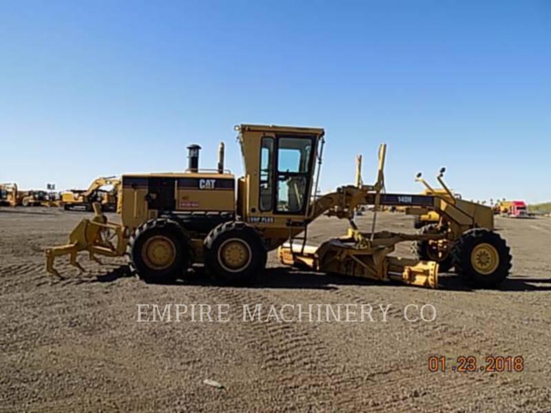 CATERPILLAR モータグレーダ 140H equipment  photo 9