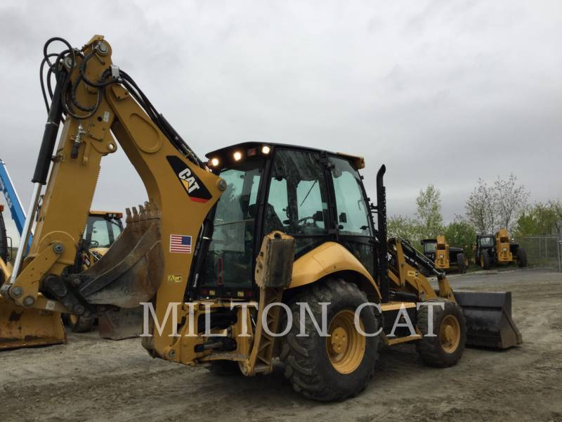 CATERPILLAR CHARGEUSES-PELLETEUSES 420F IT equipment  photo 5