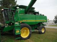 Equipment photo JOHN DEERE 9760 COMBINÉS 1