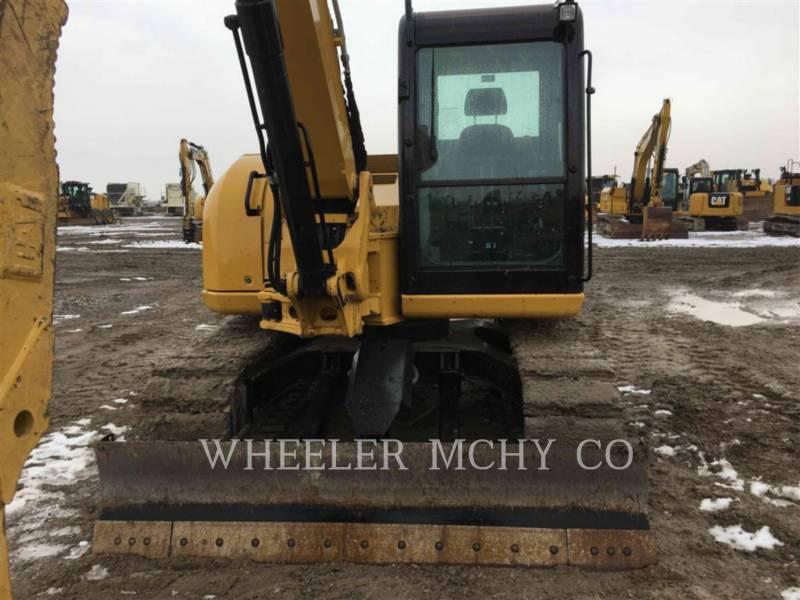 CATERPILLAR TRACK EXCAVATORS 308E2 TH equipment  photo 5