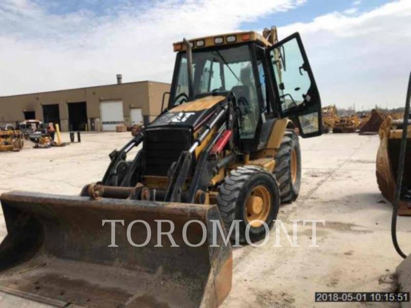CATERPILLAR BACKHOE LOADERS 420D equipment  photo 2