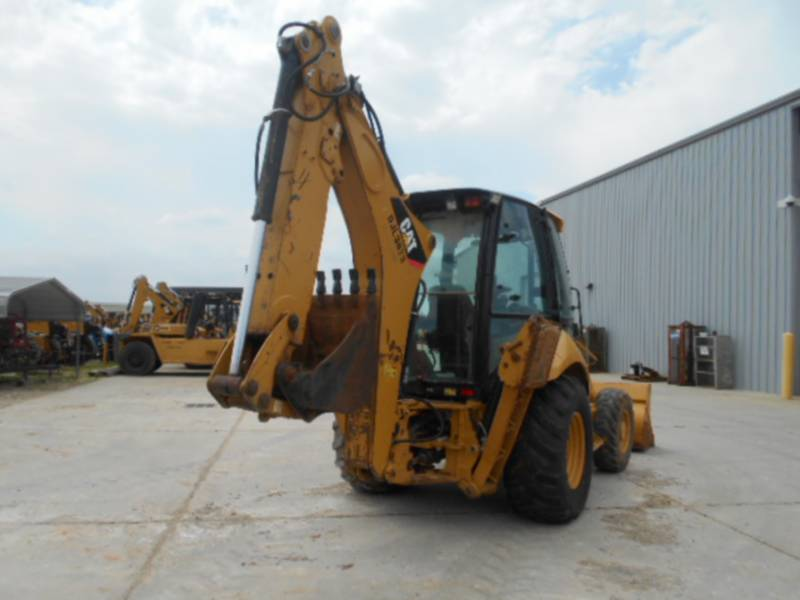 Caterpillar BULDOEXCAVATOARE 420EST equipment  photo 7