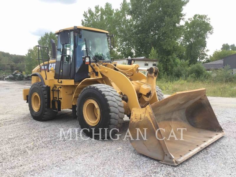 CATERPILLAR WHEEL LOADERS/INTEGRATED TOOLCARRIERS 950H LS equipment  photo 2