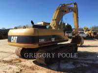 CATERPILLAR TRACK EXCAVATORS 330C L equipment  photo 7