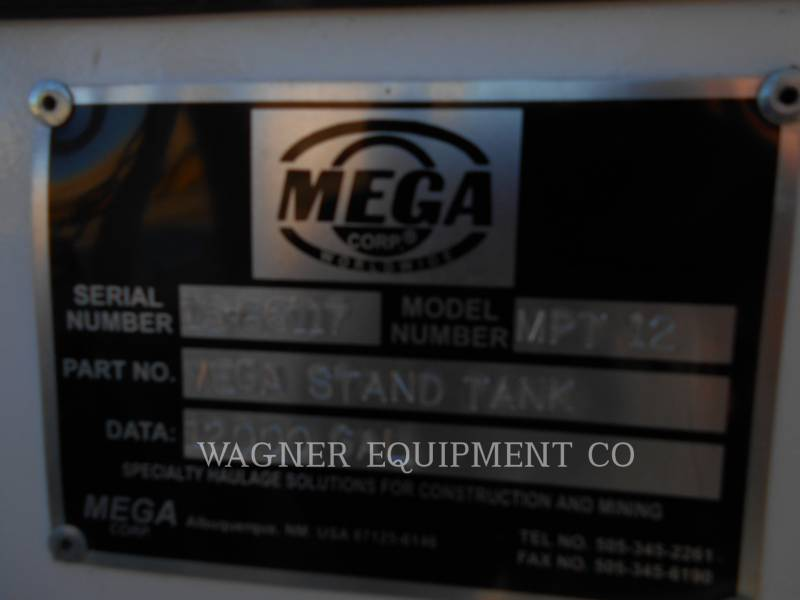 MEGA VAGONES DE AGUA 12,000 TWR equipment  photo 5
