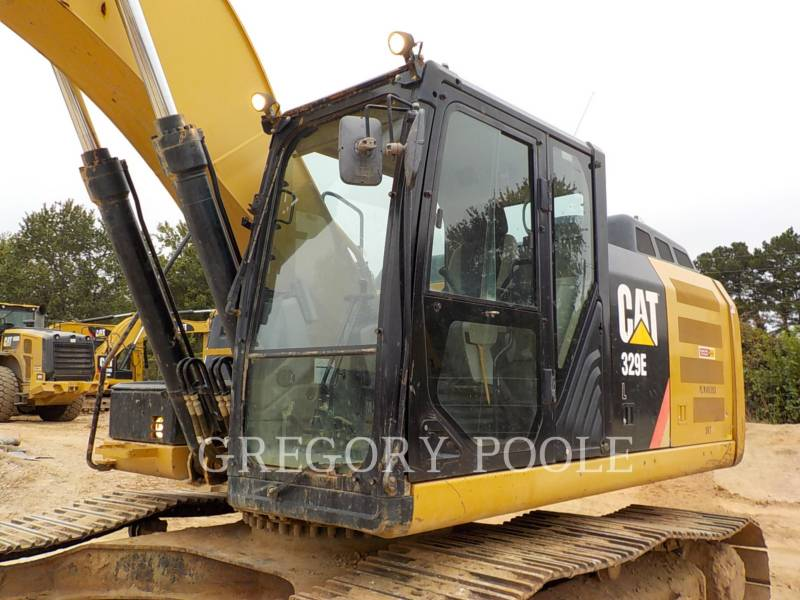 CATERPILLAR PELLES SUR CHAINES 329E L equipment  photo 2