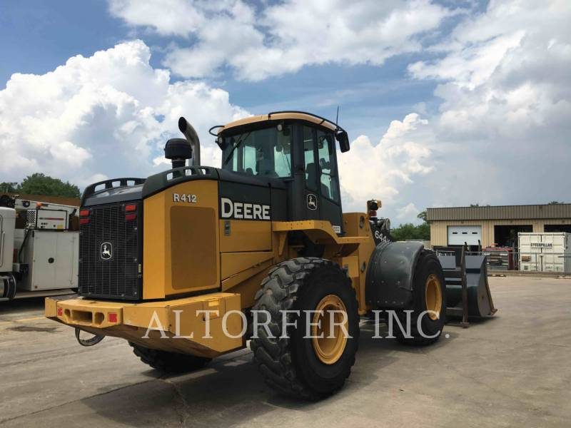 DEERE & CO. RADLADER/INDUSTRIE-RADLADER 644K equipment  photo 4