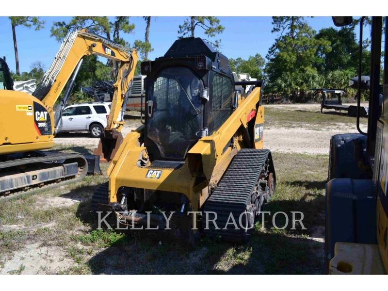 CATERPILLAR MULTI TERRAIN LOADERS 297 D XHP equipment  photo 1