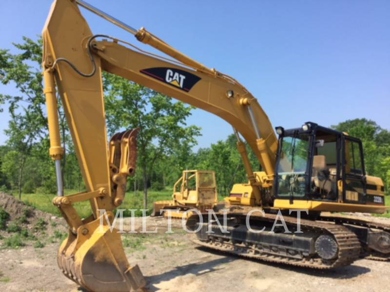 Caterpillar EXCAVATOARE PE ŞENILE 322B L equipment  photo 1