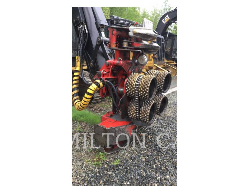 CATERPILLAR FORESTRY - HARVESTER 501 HD equipment  photo 3