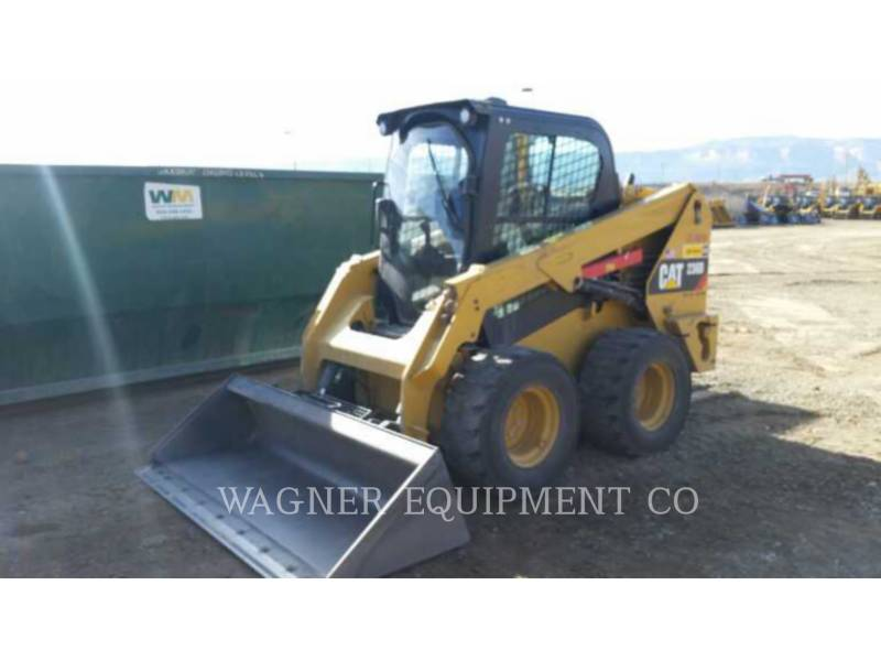 CATERPILLAR SKID STEER LOADERS 236D HF equipment  photo 1