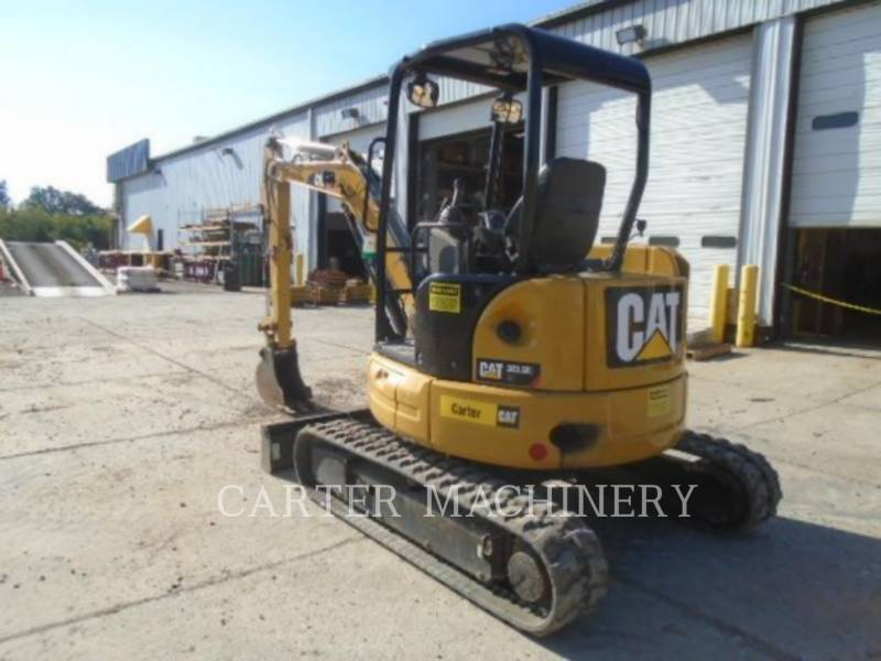 CATERPILLAR PELLES SUR CHAINES 303.5E2 CY equipment  photo 3