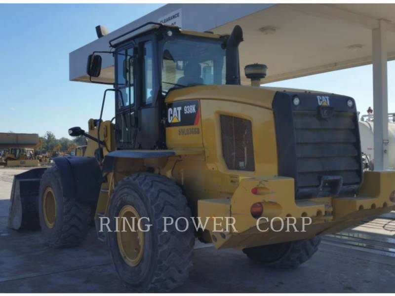 CATERPILLAR WHEEL LOADERS/INTEGRATED TOOLCARRIERS 938K3VQC equipment  photo 3