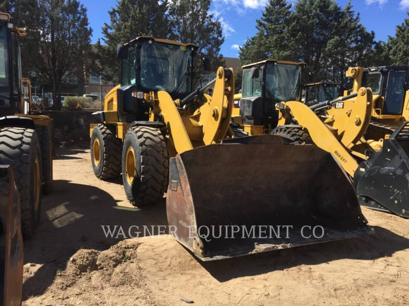 CATERPILLAR WHEEL LOADERS/INTEGRATED TOOLCARRIERS 924K FCHL equipment  photo 4