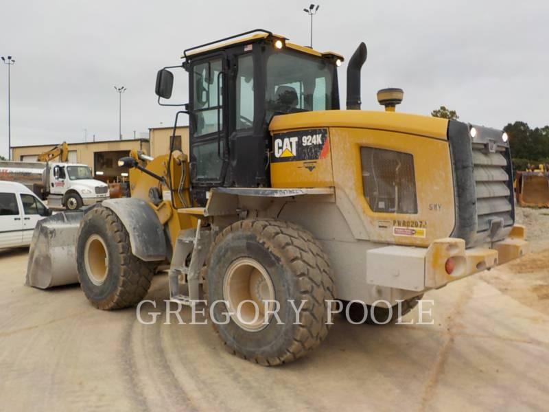 CATERPILLAR ホイール・ローダ/インテグレーテッド・ツールキャリヤ 924K equipment  photo 7