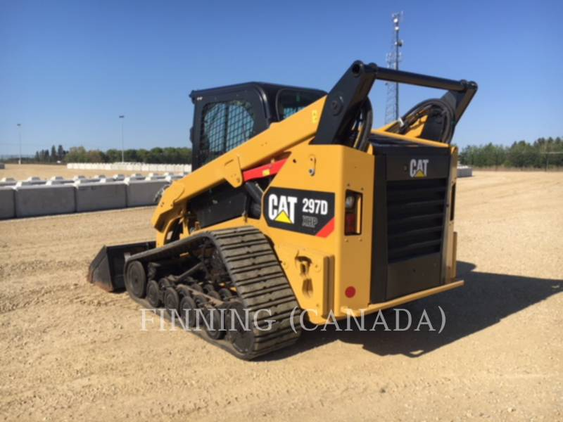 CATERPILLAR CARGADORES MULTITERRENO 297DXHP equipment  photo 4