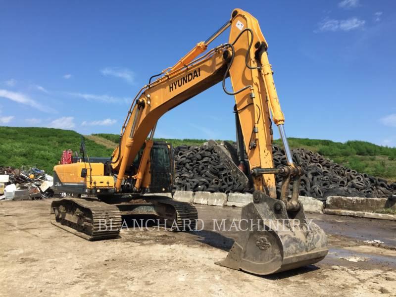HYUNDAI TRACK EXCAVATORS 320 LC-9 equipment  photo 1