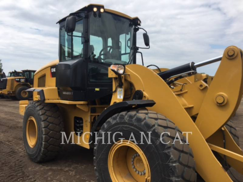 CATERPILLAR WHEEL LOADERS/INTEGRATED TOOLCARRIERS 924K RQ+ equipment  photo 9