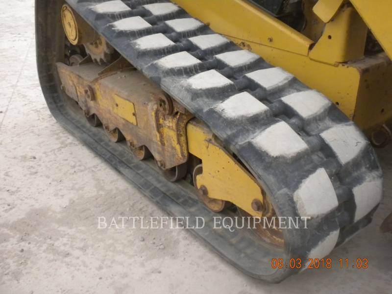 CATERPILLAR UNIWERSALNE ŁADOWARKI 289C equipment  photo 10
