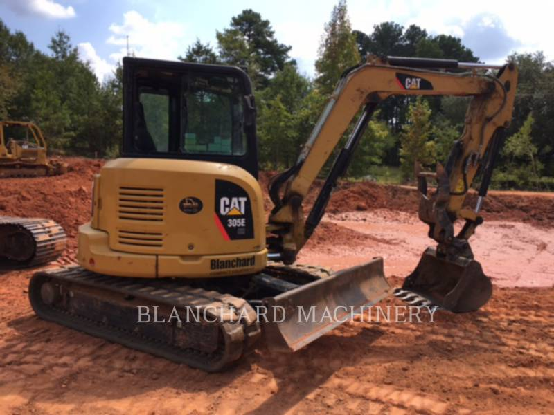 CATERPILLAR MINING SHOVEL / EXCAVATOR 305ECR equipment  photo 1