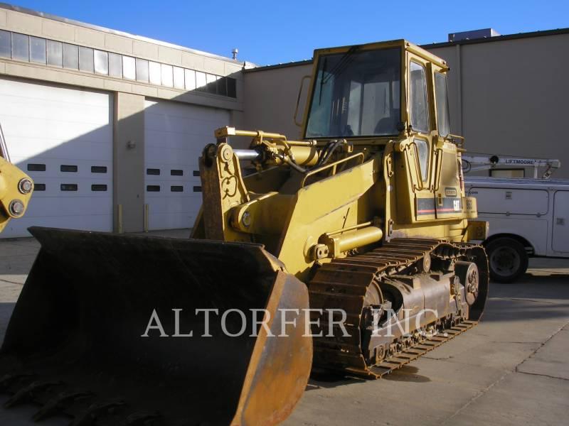 CATERPILLAR TRACK LOADERS 963LGP equipment  photo 2