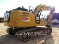 CATERPILLAR PELLES SUR CHAINES 329F L equipment  photo 10