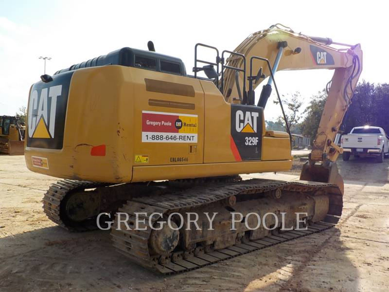 Caterpillar EXCAVATOARE PE ŞENILE 329F L equipment  photo 10