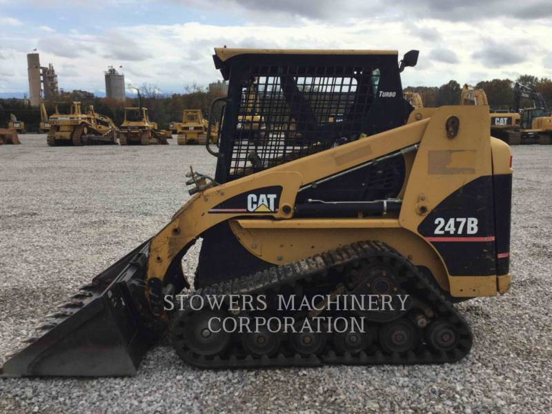 CATERPILLAR MULTI TERRAIN LOADERS 247B equipment  photo 5