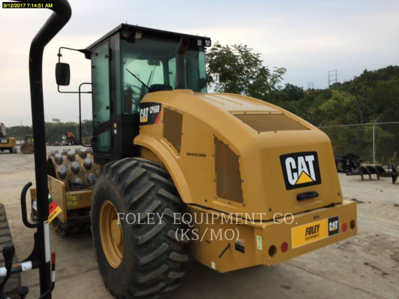 CATERPILLAR COMPACTEURS CP56B equipment  photo 2