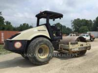 INGERSOLL-RAND EINZELVIBRATIONSWALZE, GLATTBANDAGE SD-105DX TF equipment  photo 3