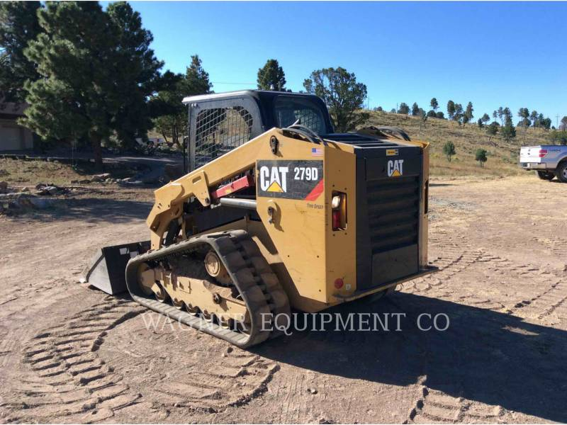 CATERPILLAR PALE CINGOLATE MULTI TERRAIN 279D equipment  photo 2