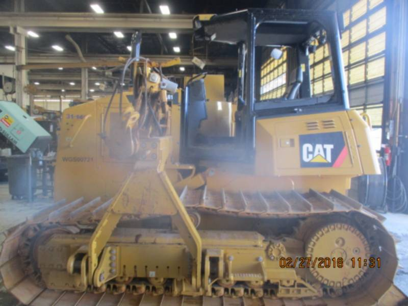 CATERPILLAR TRACTEURS POSE-CANALISATIONS PL61 equipment  photo 1