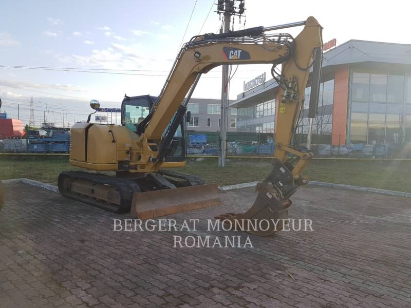 CATERPILLAR PELLES SUR CHAINES 308 E CR SB equipment  photo 5