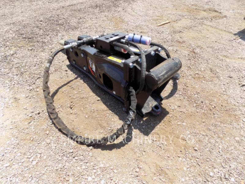 CATERPILLAR  HAMMER H80E 420 equipment  photo 2