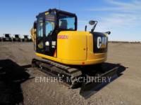 CATERPILLAR TRACK EXCAVATORS 307E2 equipment  photo 3