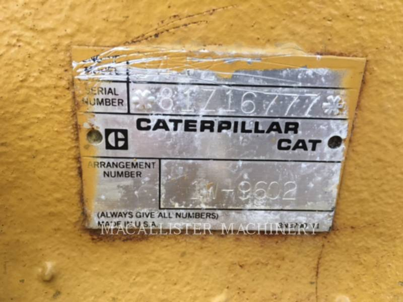 CATERPILLAR GRUPPI ELETTROGENI FISSI 3412 equipment  photo 9