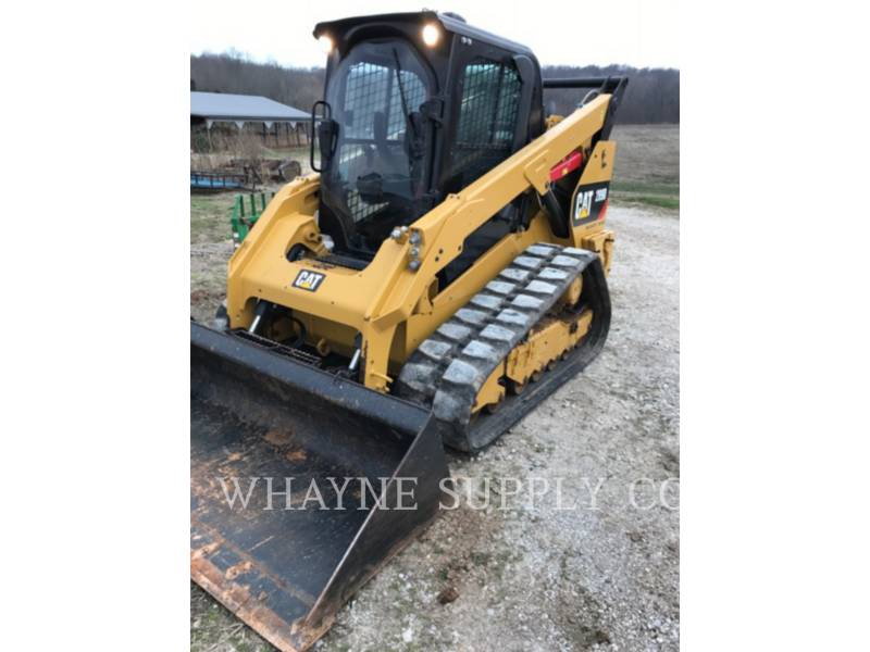 CATERPILLAR CHARGEURS TOUT TERRAIN 289D XPS equipment  photo 5