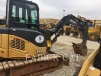 DEERE & CO. PELLES SUR CHAINES 50D equipment  photo 1