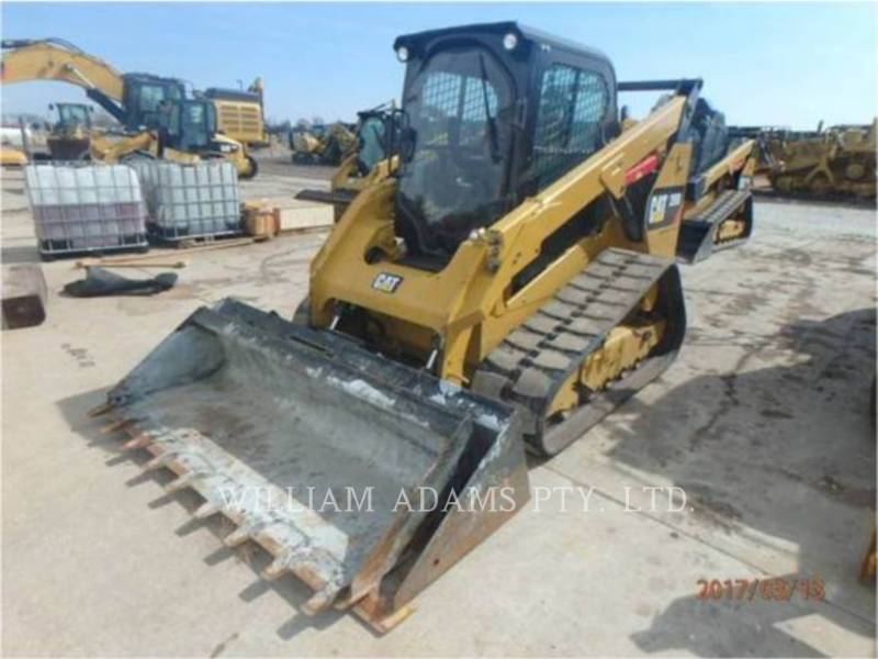 CATERPILLAR CARGADORES MULTITERRENO 289 D equipment  photo 3