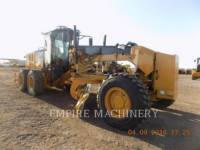 Equipment photo CATERPILLAR 120M2AWD モータグレーダ 1