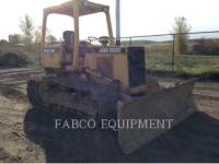 JOHN DEERE TRATORES DE ESTEIRAS 650G equipment  photo 3