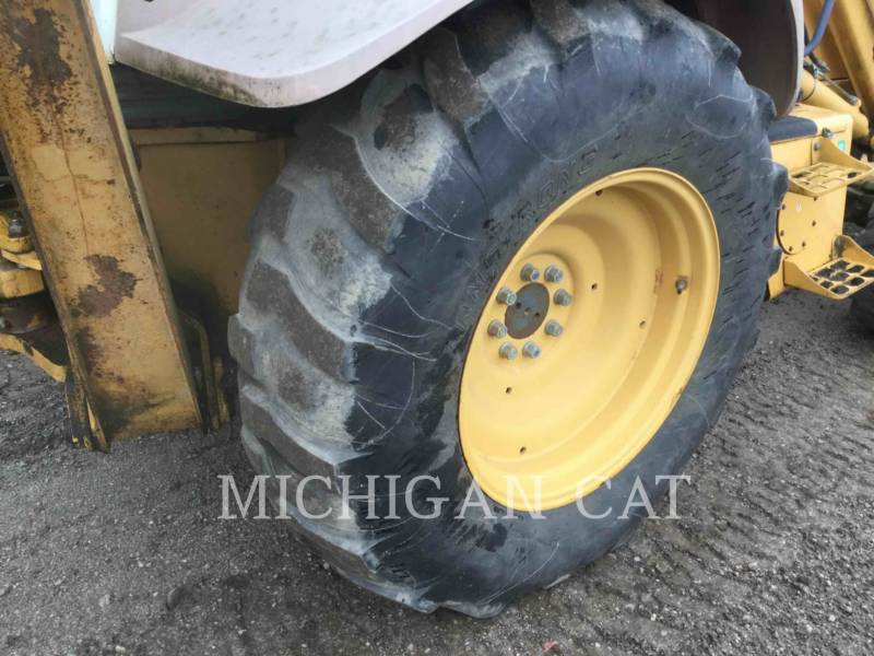 FORD / NEW HOLLAND BACKHOE LOADERS 555E equipment  photo 19