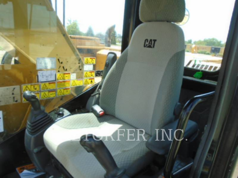CATERPILLAR KETTEN-HYDRAULIKBAGGER 321DLCR equipment  photo 7