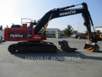 KOMATSU TRACK EXCAVATORS HB215LC2 equipment  photo 3
