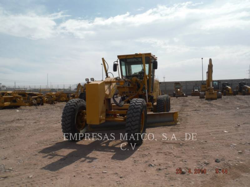 CATERPILLAR MOTORGRADER 12K equipment  photo 10
