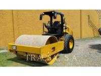 Equipment photo CATERPILLAR CS54BLRC COMPATTATORE A SINGOLO TAMBURO VIBRANTE LISCIO 1