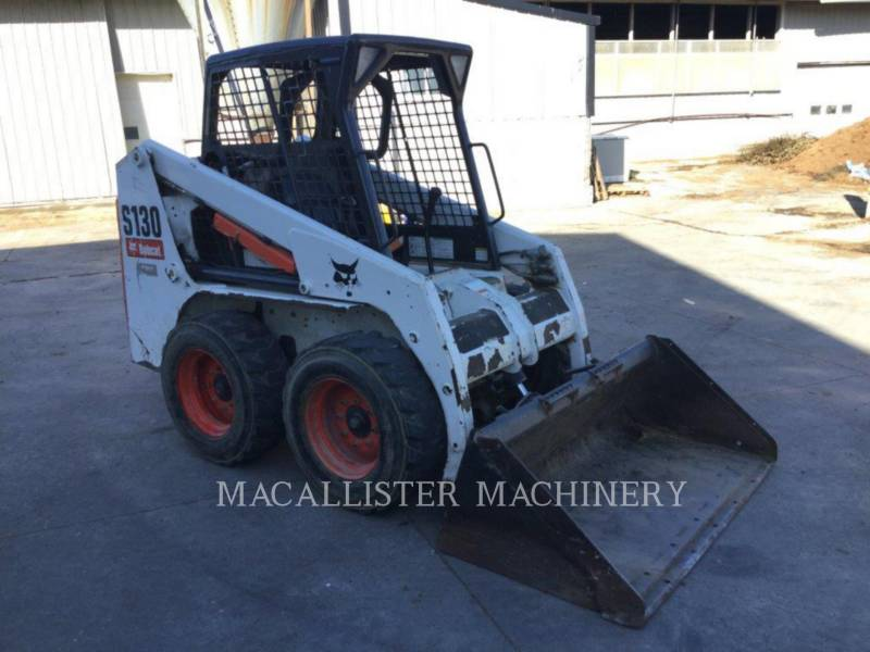 BOBCAT KOMPAKTLADER S130 equipment  photo 4