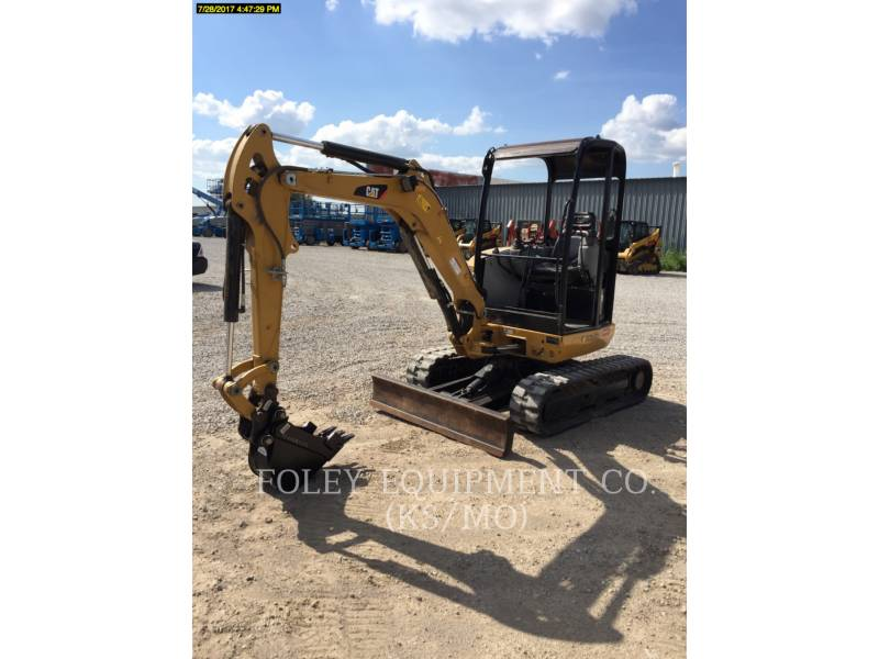 CATERPILLAR PELLES SUR CHAINES 302.7DCRLO equipment  photo 1