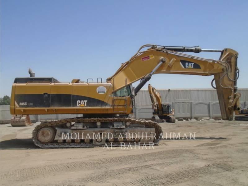 CATERPILLAR TRACK EXCAVATORS 385 C L (ME) equipment  photo 6